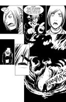Manga Studio Page Practice 2 by angieness