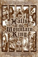 Halls of the Mountain King Pst by butterfrog