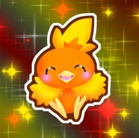 Torchic by Clinkorz