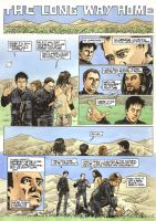 Stargate Atlantis comic pg2 by astridv