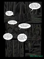 In The House of Tom Bombadil Comic, Page 1 by kaijukid