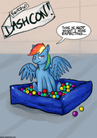 Sorry, wrong DASHcon... by reaperfox