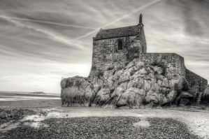 Chapelle St Aubert by kakobrutus