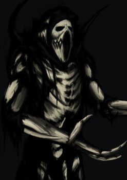 Ghoul Speed Paint by PanthersGhost