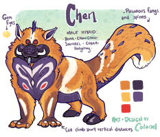 Chen by Colonels-Corner