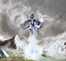 Gale Force Spectre by Chief-forrunner