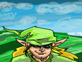 Legend of Link (Special Thanks) by SirDNA109