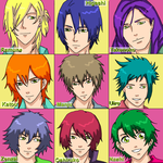 Amatou Male Adoptables by Sorceress2000