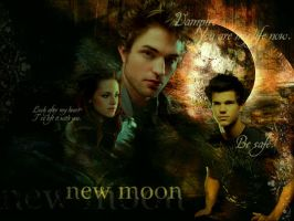 New Moon by MariStarZ