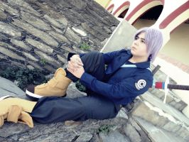 Future Trunks Cosplay by Nao-Dignity