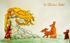 The Velveteen Rabbit by ladyburrfoot
