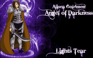 Light's Tear background - Alisea by Quentarus