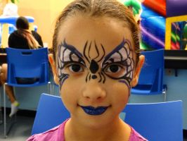 Spider Makeup 2 by ziara13