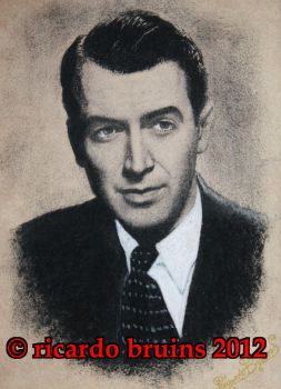 james stewart by ricardo-bruins