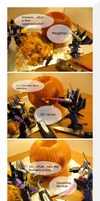 The World According to TC: Pumpkins? pt. 2 by Dellessanna
