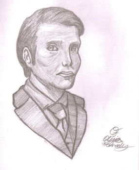Hannibal by AnimePortraits