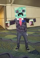 Creeper Cosplay! by TheLegendofEevee