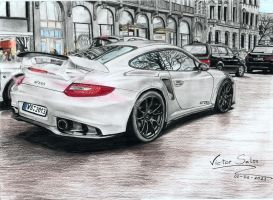 Porsche GT2 RS by VSales