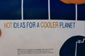 Cooler Planet by Macomona