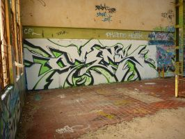 Powerhouse 81 by PerthGraffScene