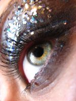 Glitter_Eye_Stock by Blueberryblack
