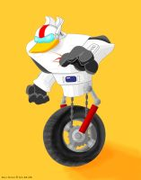 GizmoDuck by iballoon