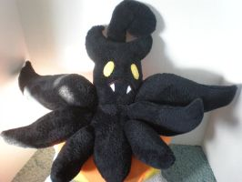 Pumpkaboo by cosmiccrittercrafts