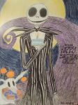 Jack Skellington by bludog613