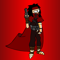 OMG look it's Vincent by Davis190