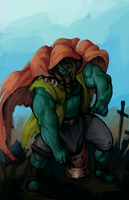 Ork by HolyMane