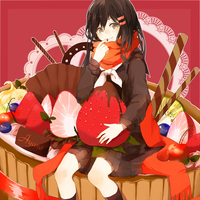 kagerou x patisserie by liuque