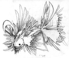 Lionfish Fakey by ParticleSoup