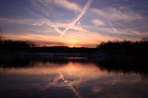 Jet Trails by timseydell
