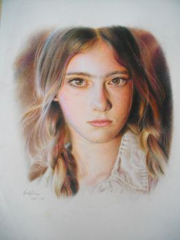 Willow Shields wip4 by fantafiction