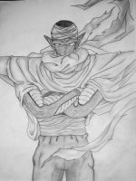 Piccolo - The mysterious namek by Miis-miis