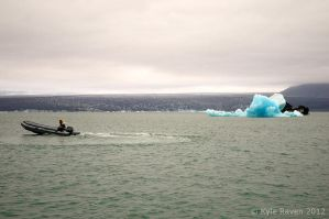 Jokulsarlon by escape-is-at-hand