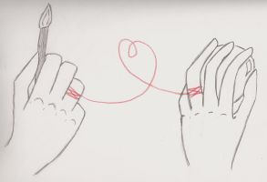 Red String Theory by commanderwoobie