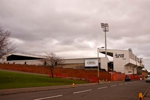 Dundee United Football Ground IV by DundeePhotographics