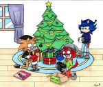 Christmas Presents (Christmas Outfits) by TheDarkShadow1990
