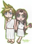 Toga Party by cleris4ever