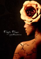 fragile flower by RyeChan