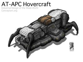 IDotW020 AT-APC Hovercraft by Legato895