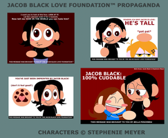 Jacob Black Love Foundation by sunni-sideup