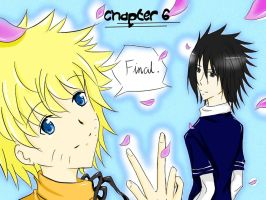 SasuNaru doujin chapter 6 by boyxboylove