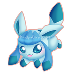 Glaceon v2 by Clinkorz