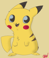 Pikachu by Awko-Talko