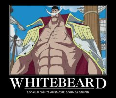 Whitebeard Motivator by rubenimus21