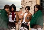 Shingeki no kyojin 2 by Runliney