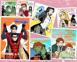 Young Justice Return Countdown by riyancyy777