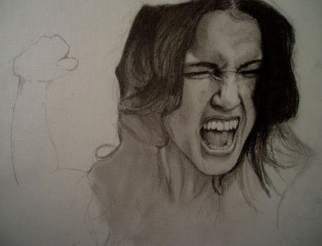 Michelle Rodriguez Unfinished by GhostsintheMachine